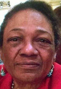 Close-up photo of Patricia Myers, a middle-aged African-american woman.